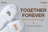 February Couples Spa Offer
