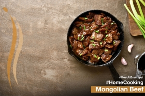 Home Cooking Recipe - Mongolian Beef
