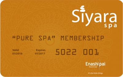 Pure Spa  Membership
